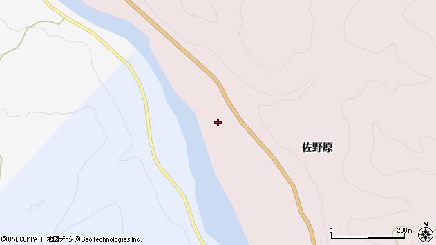 山形県西置賜郡白鷹町佐野原607周辺の地図