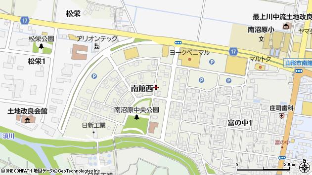 山形県山形市塔の前 住所一覧から地図を検索