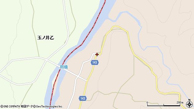 山形県西村山郡大江町三郷甲137周辺の地図