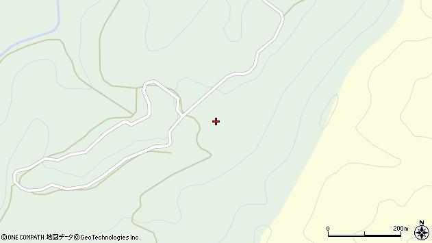 山形県西村山郡大江町沢口563周辺の地図