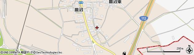 山形県寒河江市島728周辺の地図