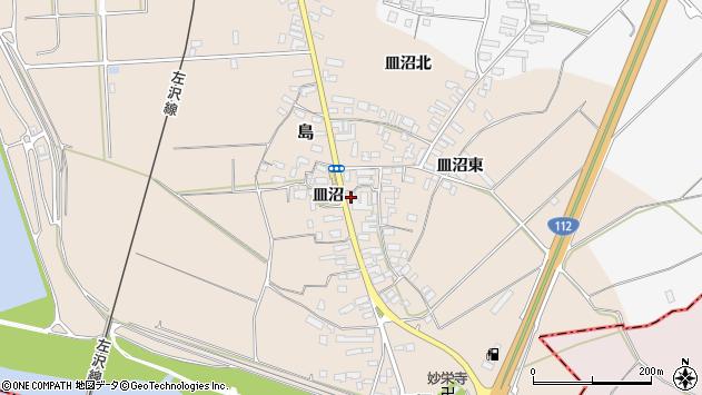 山形県寒河江市島787周辺の地図