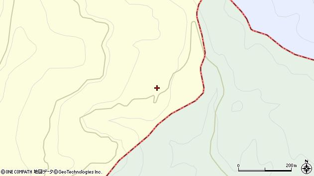 山形県西村山郡大江町小清松保周辺の地図
