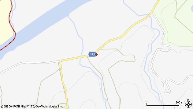 山形県西村山郡大江町三郷乙823周辺の地図