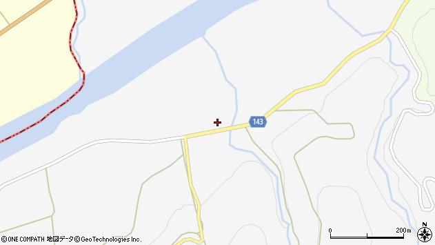 山形県西村山郡大江町三郷乙777周辺の地図