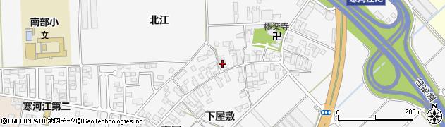 山形県寒河江市高屋352周辺の地図
