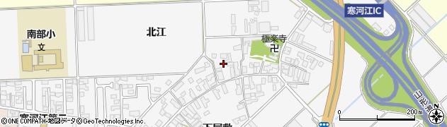 山形県寒河江市高屋350周辺の地図