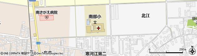 山形県寒河江市高屋北江11周辺の地図