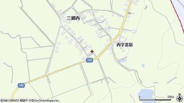山形県西村山郡大江町三郷丙634周辺の地図