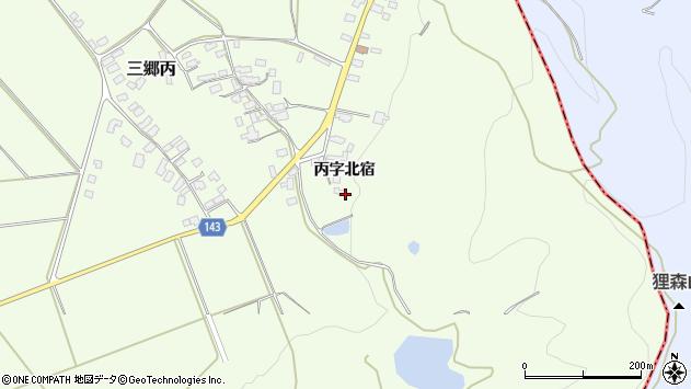 山形県西村山郡大江町三郷丙330周辺の地図