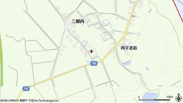 山形県西村山郡大江町三郷丙164周辺の地図