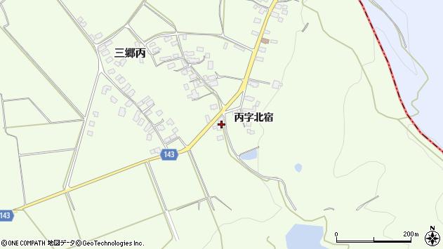 山形県西村山郡大江町三郷丙334周辺の地図