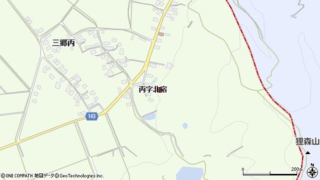 山形県西村山郡大江町三郷丙331周辺の地図