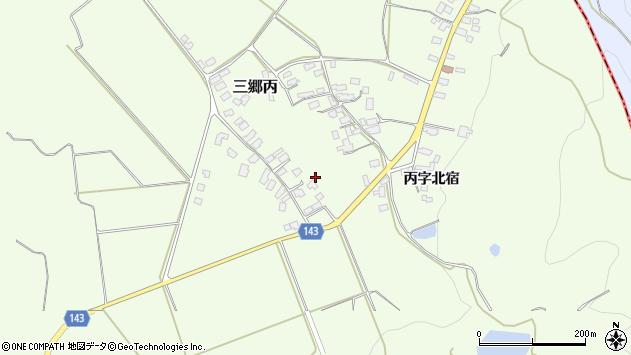 山形県西村山郡大江町三郷丙630周辺の地図