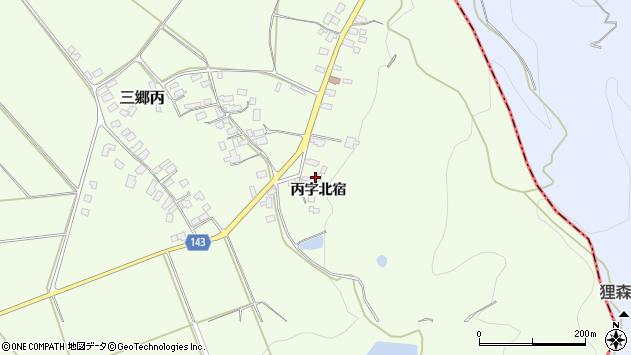 山形県西村山郡大江町三郷丙337周辺の地図
