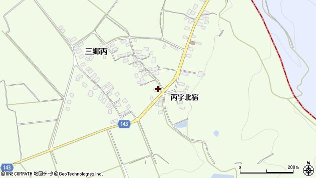 山形県西村山郡大江町三郷丙346周辺の地図