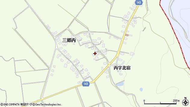 山形県西村山郡大江町三郷丙349周辺の地図