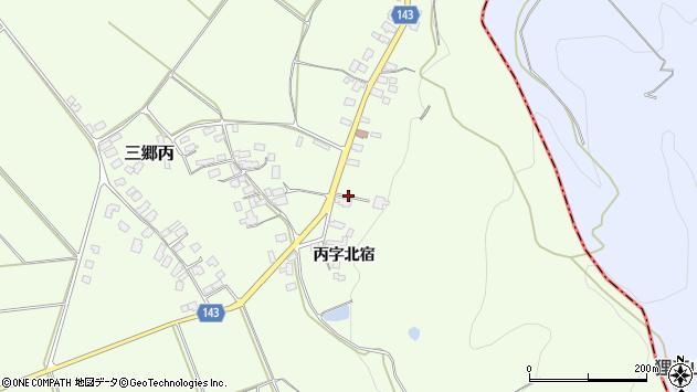 山形県西村山郡大江町三郷丙339周辺の地図