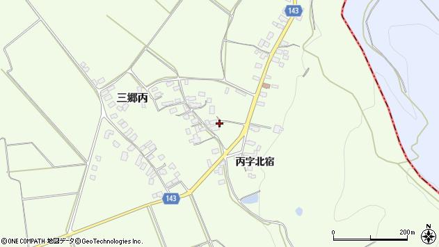 山形県西村山郡大江町三郷丙351周辺の地図