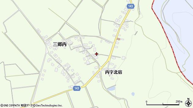 山形県西村山郡大江町三郷丙350周辺の地図