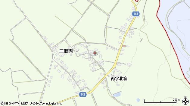 山形県西村山郡大江町三郷丙355周辺の地図