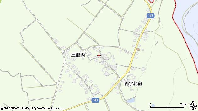 山形県西村山郡大江町三郷丙365周辺の地図
