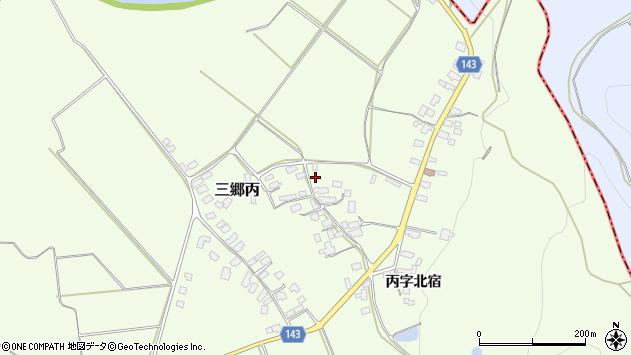 山形県西村山郡大江町三郷丙373周辺の地図