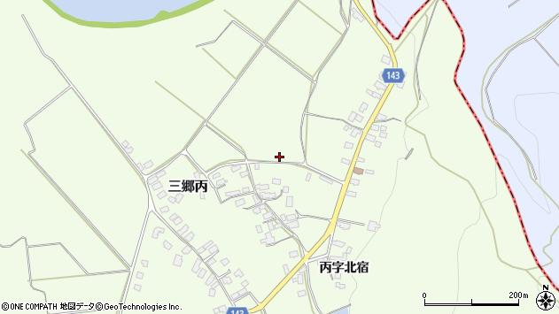 山形県西村山郡大江町三郷丙伏熊周辺の地図