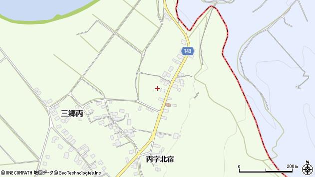 山形県西村山郡大江町三郷丙411周辺の地図