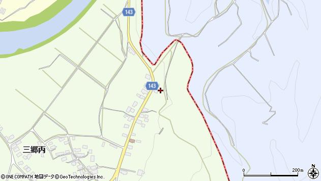 山形県西村山郡大江町三郷丙426周辺の地図
