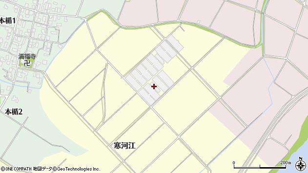 山形県寒河江市寒河江起田野639周辺の地図