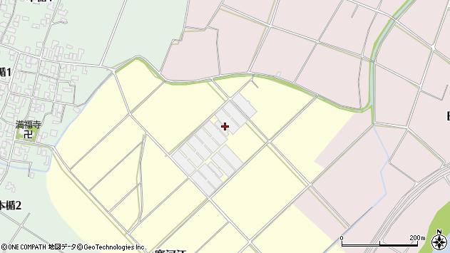 山形県寒河江市寒河江起田野624周辺の地図