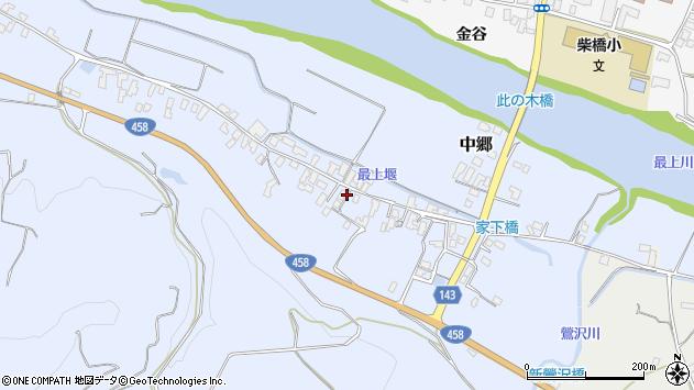 山形県寒河江市中郷484周辺の地図