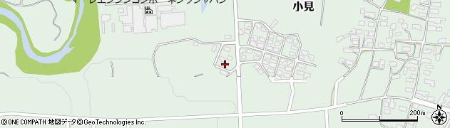 山形県西村山郡大江町小見673周辺の地図