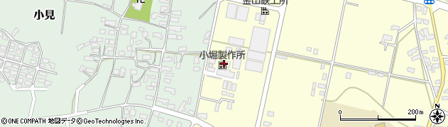 山形県西村山郡大江町藤田775周辺の地図