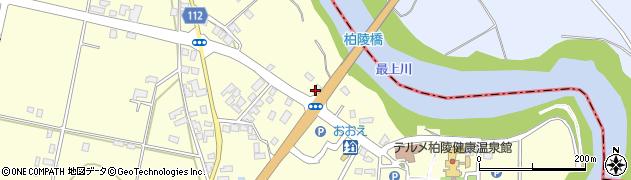 山形県西村山郡大江町藤田211周辺の地図