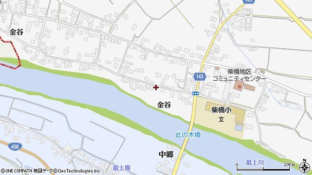 山形県寒河江市柴橋1911周辺の地図