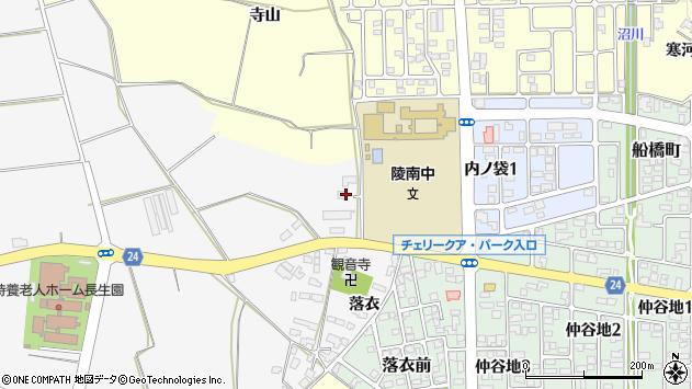 山形県寒河江市柴橋2493周辺の地図