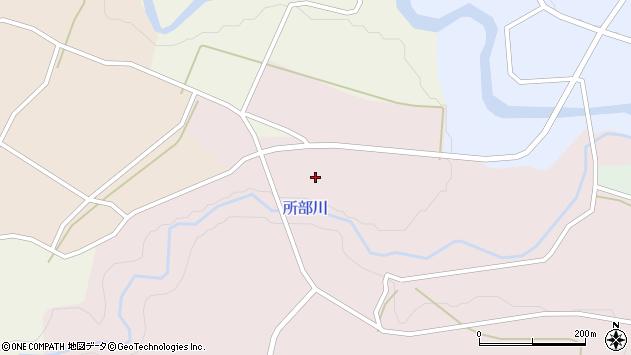 山形県西村山郡大江町塩野平375周辺の地図