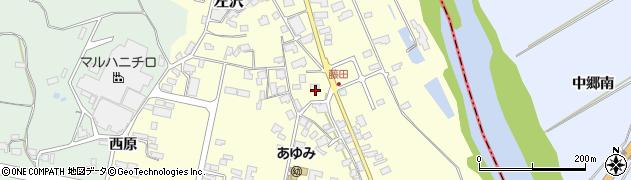 山形県西村山郡大江町藤田435周辺の地図