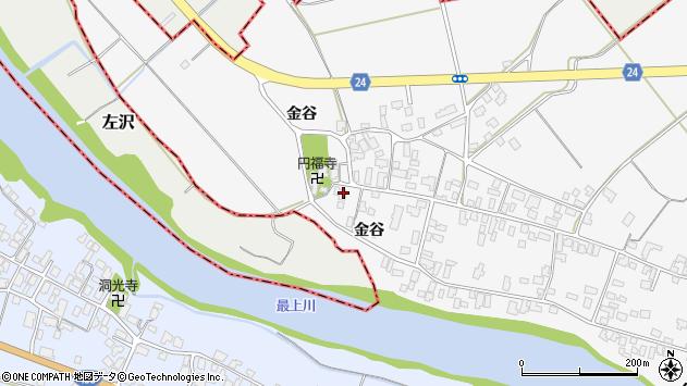 山形県寒河江市柴橋1640周辺の地図