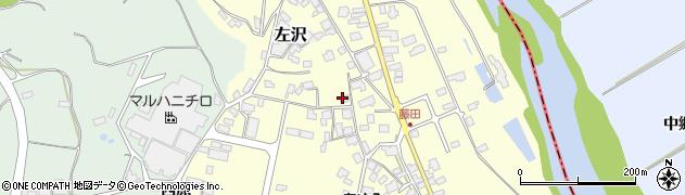 山形県西村山郡大江町藤田457周辺の地図