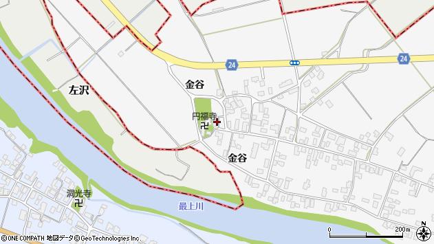 山形県寒河江市柴橋1646周辺の地図
