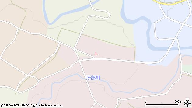 山形県西村山郡大江町塩野平162周辺の地図