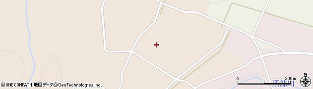 山形県西村山郡大江町顔好甲242周辺の地図
