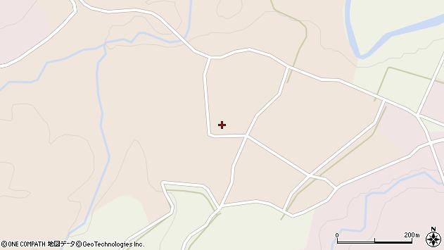 山形県西村山郡大江町顔好甲202周辺の地図