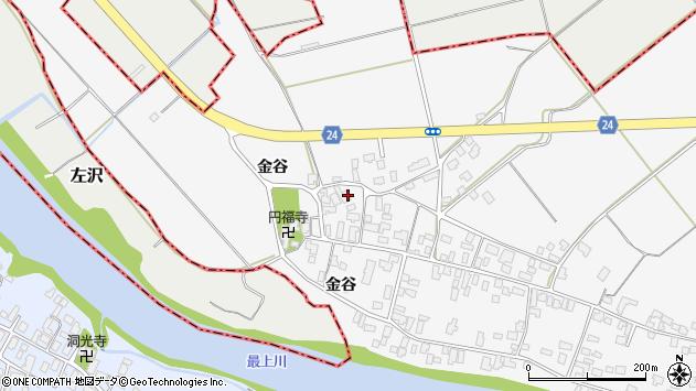 山形県寒河江市柴橋1650周辺の地図