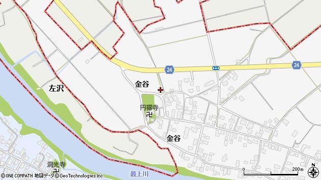 山形県寒河江市柴橋1733周辺の地図
