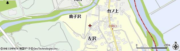 山形県西村山郡大江町藤田648周辺の地図