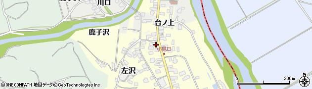 山形県西村山郡大江町藤田37周辺の地図